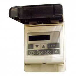 Cache+câble pour cde déportée 10m Noire PH15Và75Vs