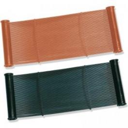 Kit solaire Héliocol / Piscine de 10x5 -Terracotta