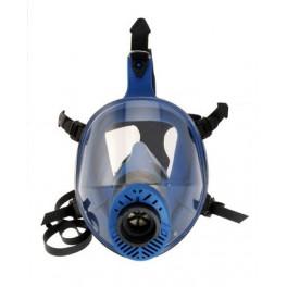 Masques à gaz complet intégral avec raccord standard EN 1481
