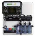 Régulateur automatique de pH et chlore pour piscine - A TECHNOPOOL PH RX
