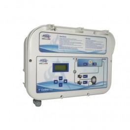 Coffret électronique T Control 1, temps de filtration en fonction de la température + gestion automatique de l'éclairage.