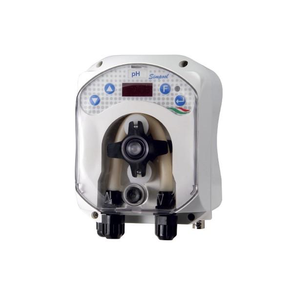 R gulateur automatique de ph simpool pour piscine jusqu 39 for Regulateur ph et chlore piscine