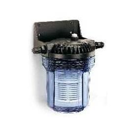 Pré filtre - Bocal de filtration pour chambre analyse pour tuyau 10 x 14