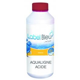 6 x Nettoyant ligne d eau, Aqualigne Acide - 1 Litre