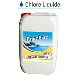 Floculant choc liquide, AQUAPURE - 20L