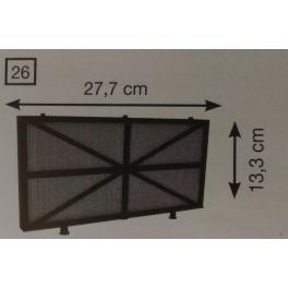 Filtre à pollens 50 µm de Pool Valet SR, RC les 4