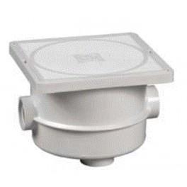 Couvercle de boite de connexion Cofies (12x12cm) blanc