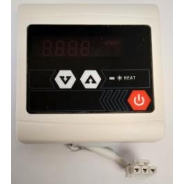Clavier de commande pour pompe à chaleur FAIRLAND à gaz R410